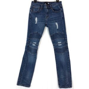RSQ Jeans distressed London Skinny jeans A0446